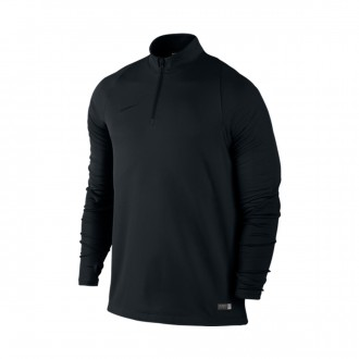 Sudadera  Nike Drill Top Black-Black
