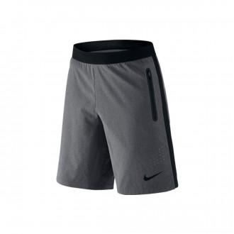 Pantalón corto  Nike Strike X Woven Elite Grey-Black