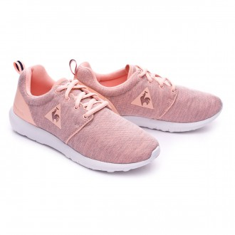 Sapatilha  Le coq sportif Dynacomf Summer Jersey Mujer Tropical peach