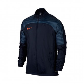 Jacket  Nike Revolution Graphic Obsidian