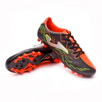 Chaussure  Joma Supercopa Mundial AG Noir-Orange