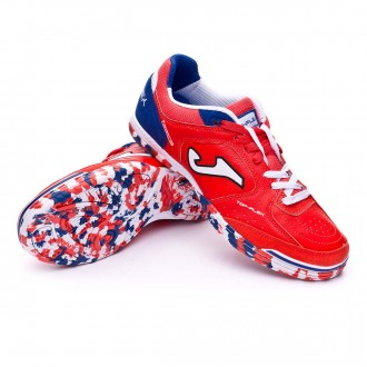 Boot  Joma Top Flex Red-White-Blue