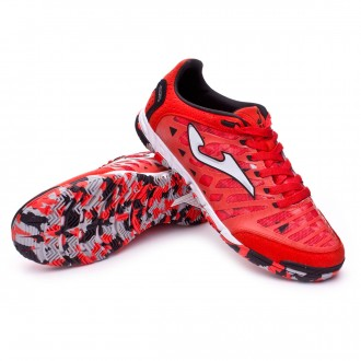 Boot  Joma Super Regate Red-Black-White