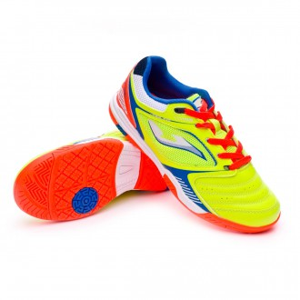 Boot  Joma jr Dribling Lime-Golden