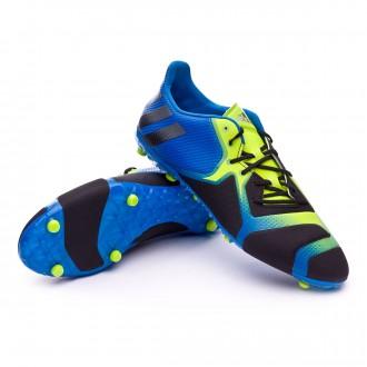 Boot  adidas Ace16 + TKRZ Shock blue-Semi solar slime-Black