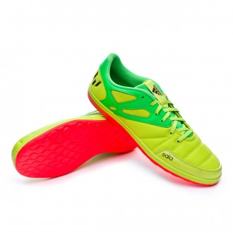 Boot  adidas Messi 15.4 ST Semi solar slime-Solar red-Core black