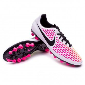 Bota  Nike Magista Onda AG-R White-Pink blast-Volt
