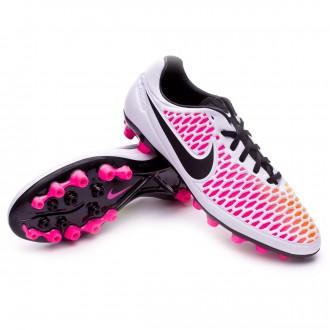 Bota  Nike Magista Orden AG-R White-Pink blast-Volt
