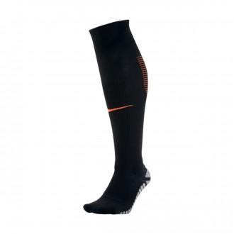 Chaussettes  Nike Grip Strike OTC Black-Total orange
