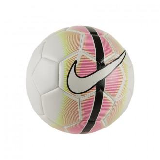 Ballon  Nike Mercurial Veer White-Pink blast