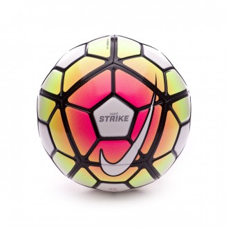 Ball  Nike Strike White-Pink blast-Volt