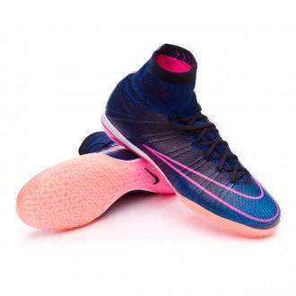 Boot  Nike MercurialX Proximo IC Black-Pink blast-Black