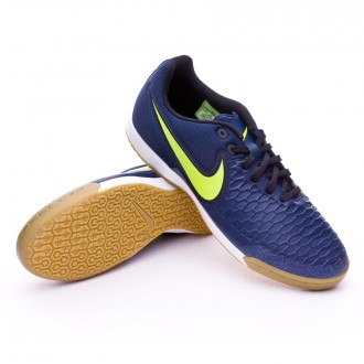 Boot  Nike MagistaX Pro IC Navy-Light brown-White
