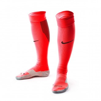 Chaussettes   Nike Team Matchfit Core OTC Sock Bright Crimson-Deep Garnet-Black