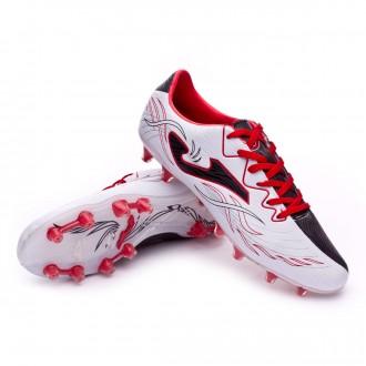 Boot  Joma Super Copa Speed FG White-Black-Red