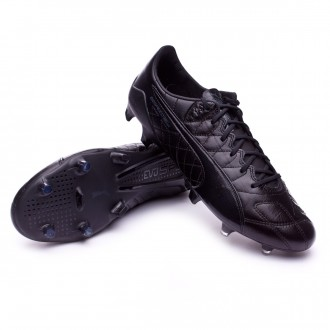 Boot  Puma evoSpeed SL Leather FG Black