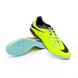 Boot  Nike HyperVenomX Finale IC Volt-Black-Hyper turquoise