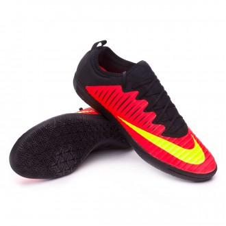 Boot  Nike MercurialX Finale II IC Total crimson-Volt-Pink blast-Black