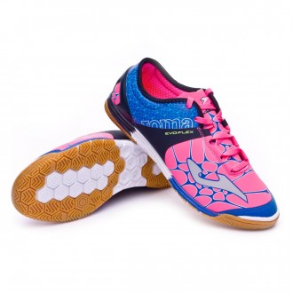 Boot  Joma Evo Flex Fuchsia-Royal