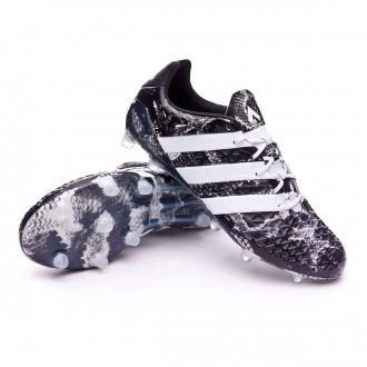 Bota  adidas Ace 16.1 FG/AG Black-White
