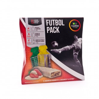 Pack  Loading Fútbol Nutrición