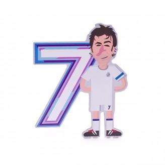 Íman  LoveFútbol Raúl 7