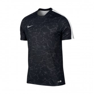 Maillot  Nike Flash CR7 SS Top Black-White-Silver