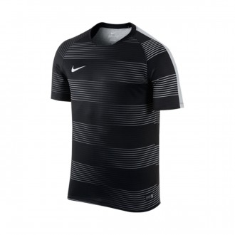 Maillot  Nike Flash Graphic 1 Black-White-White
