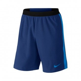 Short  Nike Strike Woven Deep royal blue-Photo blue