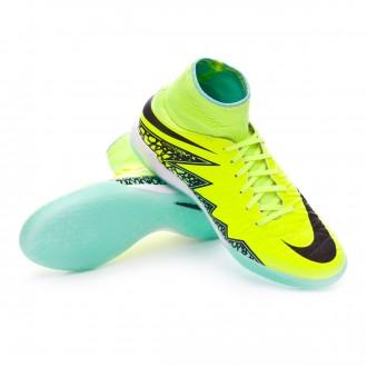 Boot  Nike jr HypervenomX Proximo IC Volt-Black