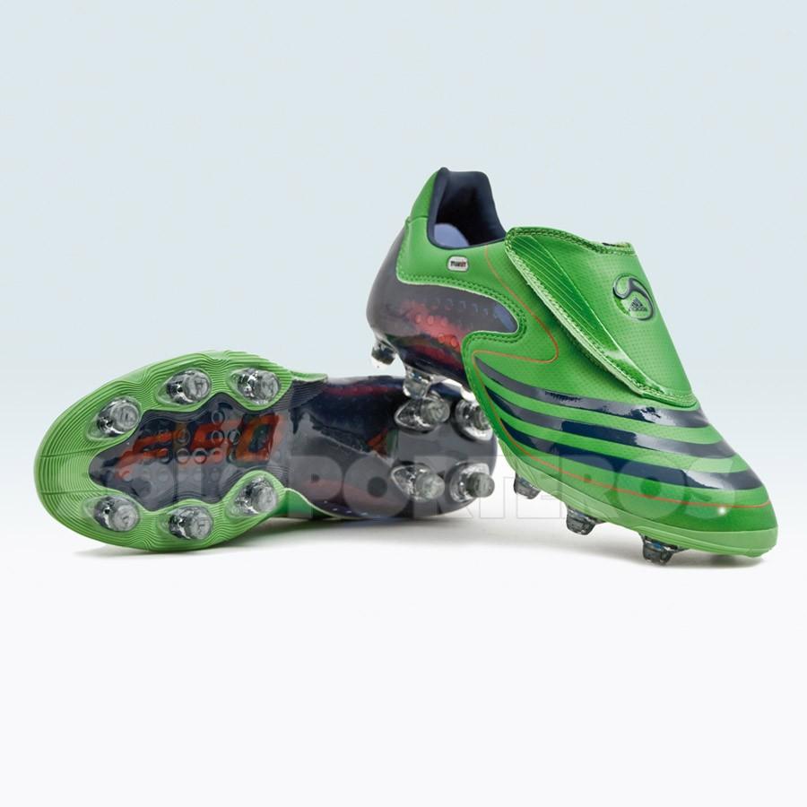 adidas f50 verde