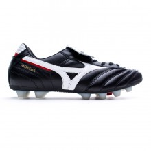 Boot  Mizuno Morelia MD Black-White