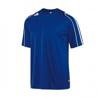 T-Shirt  adidas Squad II Cobalto-White