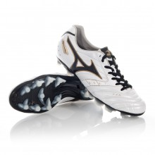 Boot  Mizuno Supersonic Wave MD 2010 White-Negra Oro