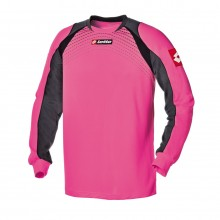 T-Shirt  Lotto Wall GK Fuchsia