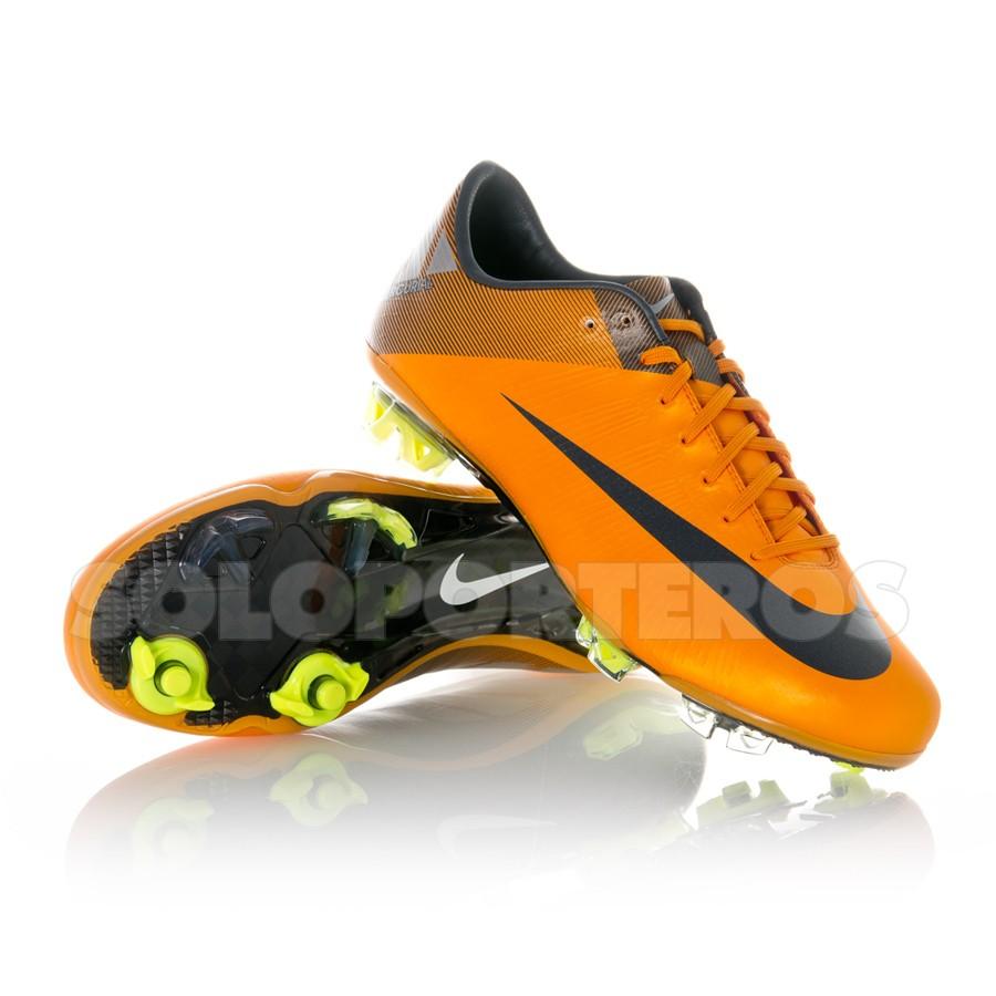 san francisco edd16 b3457 inexpensive naranja amarillo negro nike mercurial vapor superfly iii fg  barcelona rojo azul botas nike mercurial