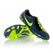 Boot  Nike Total 90 Laser III FG Azul Metalico-Yellow