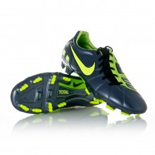 Boot  Nike Total 90 Strike III FG Azul Metalico-Yellow