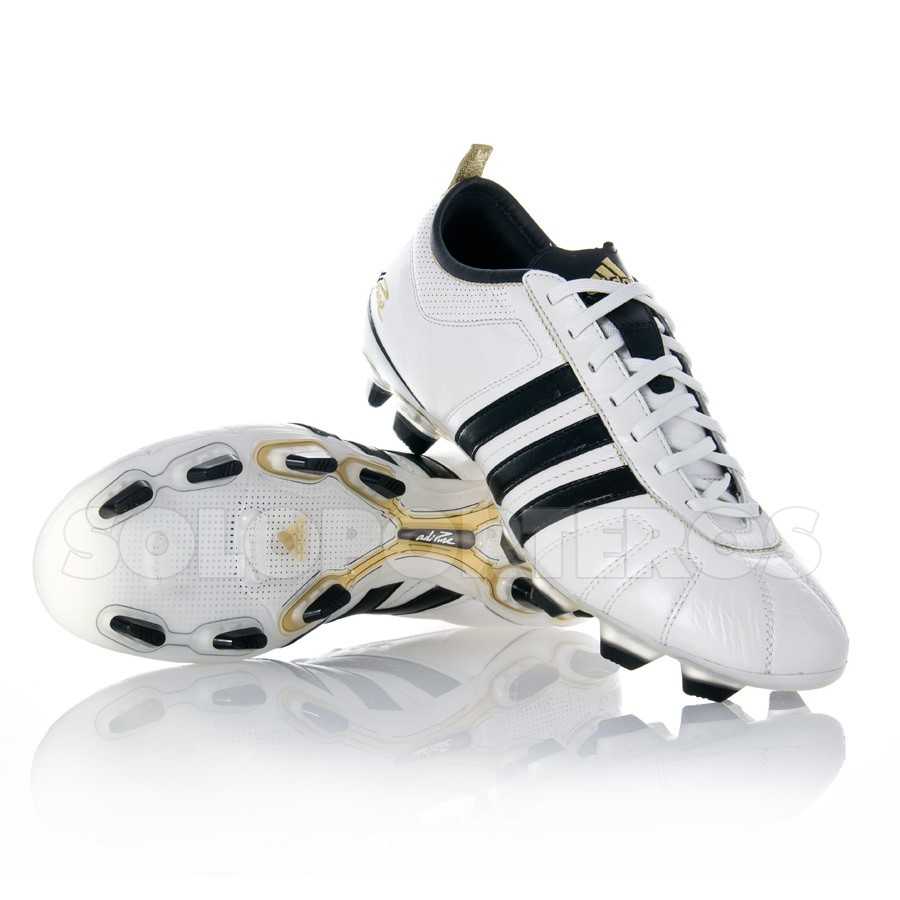 adidas blancas de futbol