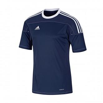 T-Shirt  adidas Toque 11 Marino-White