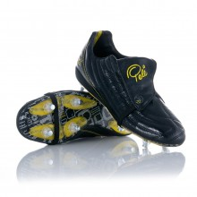 Boot  Pelé Sports 1970 SG Black-Yellow