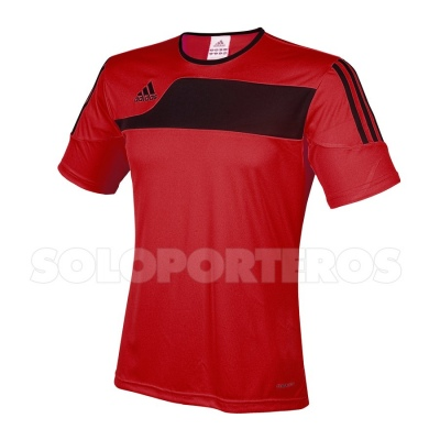 Camiseta Autheno Roja-Marino - AD49158