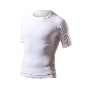 T-Shirt  SP M/C Termica SP White