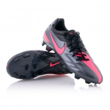 Boot  Nike Total 90 Strike IV FG Gray-Fuchsia