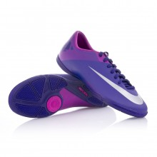 Zapatilla  Nike Mercurial Victory II IC Purpura