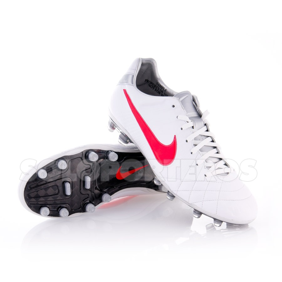 3ed0a83d283b0 botas futbol nike blancas