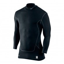 T-Shirt  Nike HypWarm Comp Black