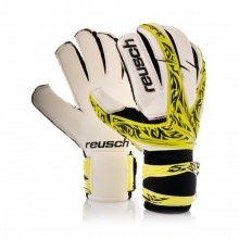 Glove  Reusch Keon Pro Duo LTD Yellow-White