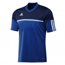 T-Shirt  adidas Autheno 12 Blue-Marino