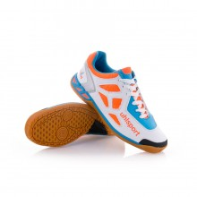 Trainers  Uhlsport Leon White-Orange-Blue
